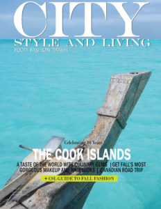 City Style and Living Magazine Fall 2017