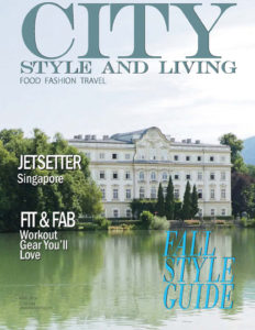 City Style and Living Magazine Fall2016