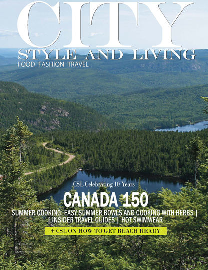 city style and living magazine read the digital edition