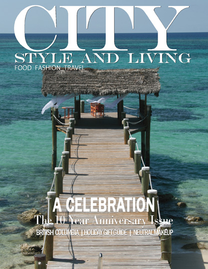 City Style and Living Cover image Winter 201617