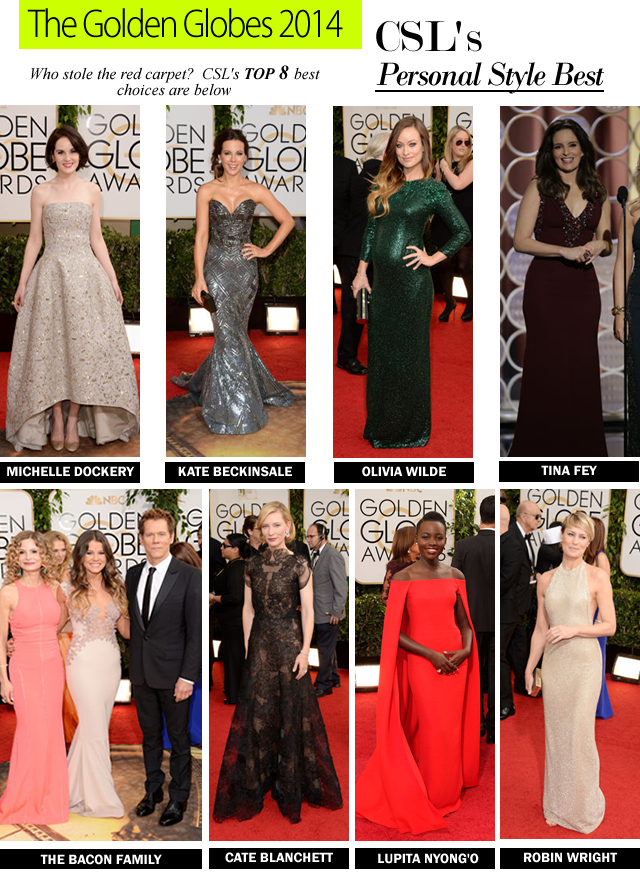 2014 golden globe fashion