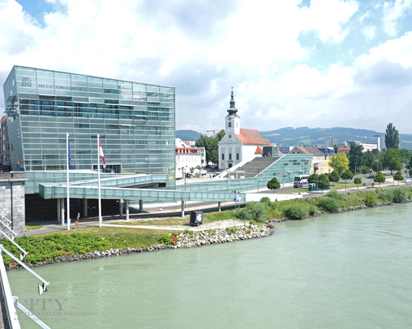 Ars Electronica and Cubus.