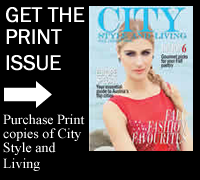 City Style and Living Magazine Print Fall 2014