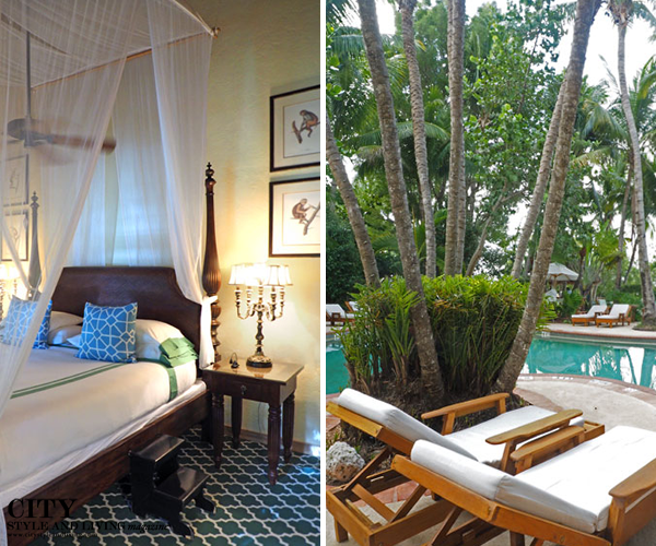 Little Palm Island Suite and Pool