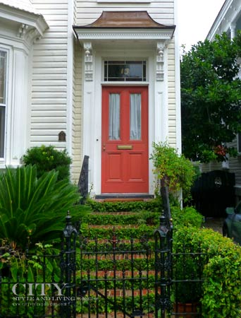 Doors of Charleston South Carolina