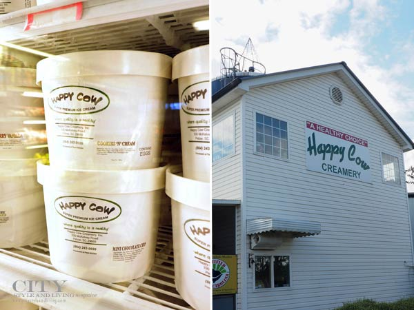 Happy Cow Creamery