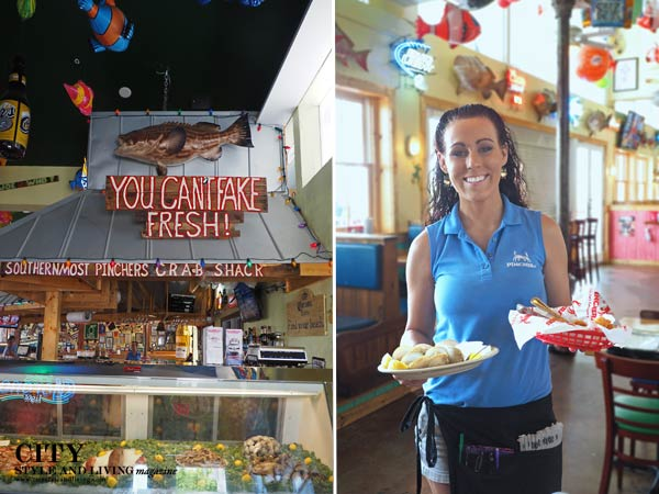 Pinchers-Waitress-and-Interior