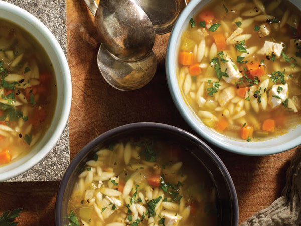 HAPPY PLANET Kawartha Chicken Noodle Soup