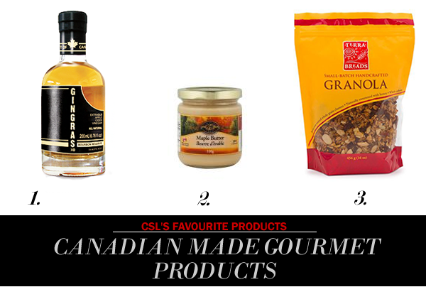 canadian made gourmet products we love