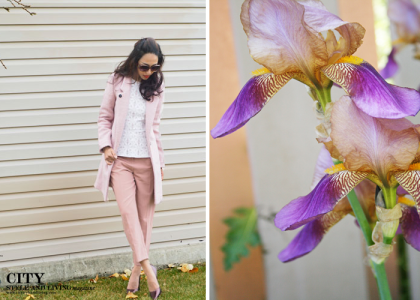 How to Wear Pastels in Winter K and S Media