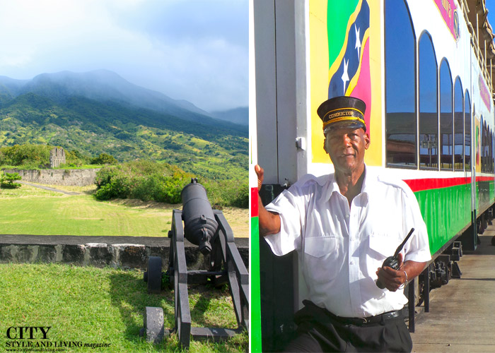 City Style and Living Magazine st kitts and nevis scenic railway brimstone hill