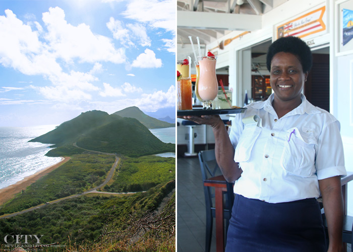 City Style and Living Magazine st kitts and nevis lookout