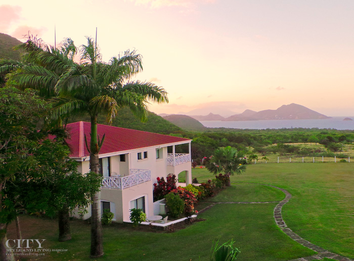City Style and Living Magazine st kitts and nevis mount nevis