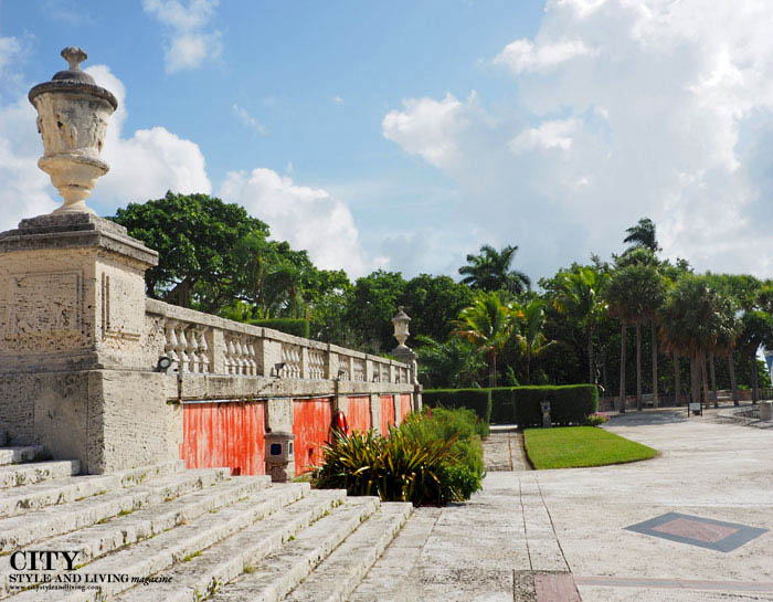 City style and living magazine style fashion blogger vizcaya miami architecture