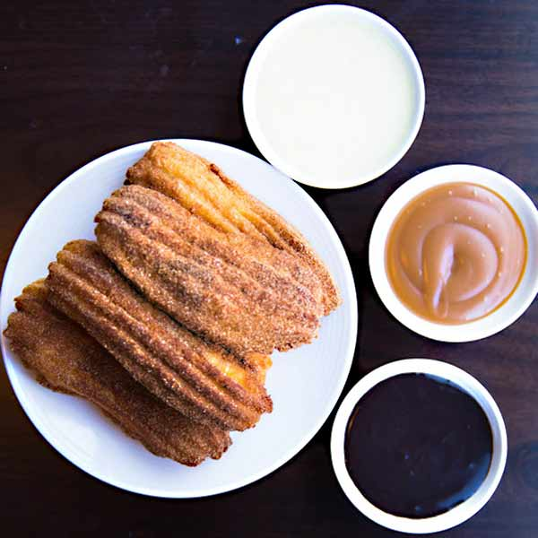 Churros at Aventura