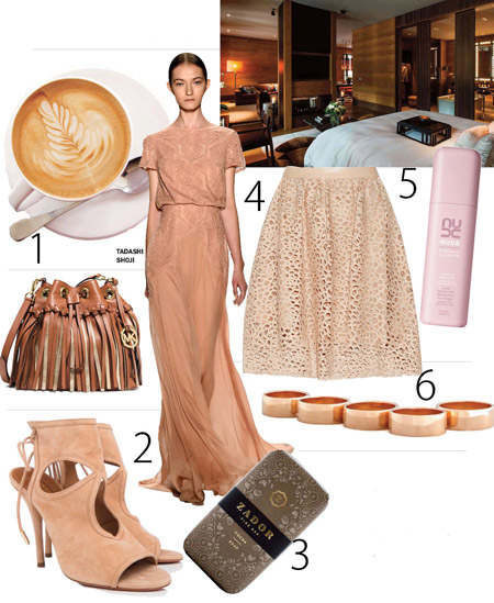 City Style and Living Magazine Spring Neutrals