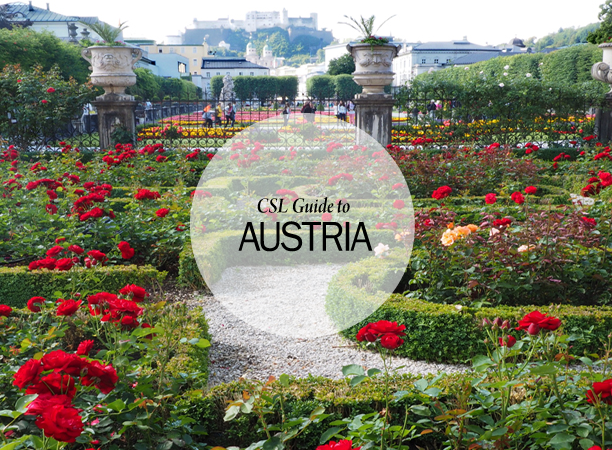 Destination Guide to Austria City STyle and Living MAgazine