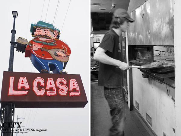 La Casa Pizzeria in Omaha City Style and Living