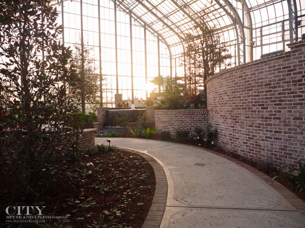 Pathway at Lauritzen Gardens City Style and Living Magazine