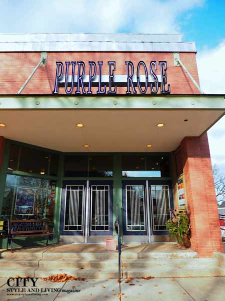 Purple Rose Theater in Chelsea Michigan