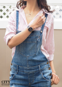 Jean Jumpsuit Overalls K and S Media