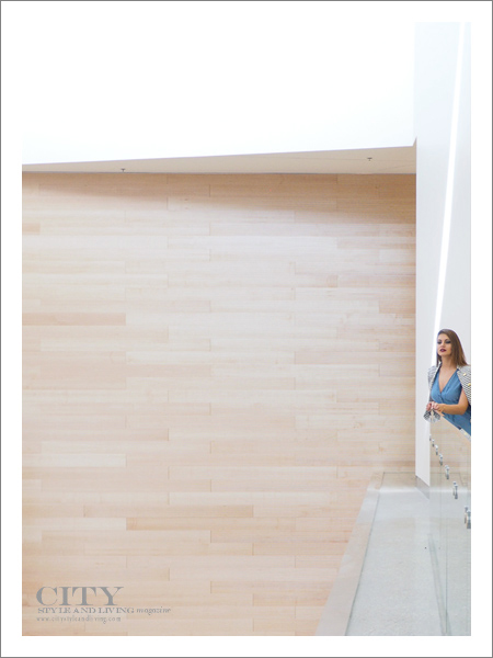 City Style and Living Magazine Fashion Editorial Telus Spark Summer 2015 Architecture