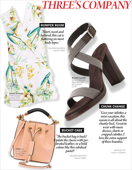Three Instant Summer Wardrobe Updates City Style and Living Magazine