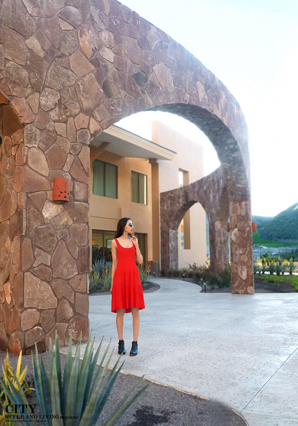 City style and living magazine style fashion blogger Calgary villas palmar at the islands of loreto mexico