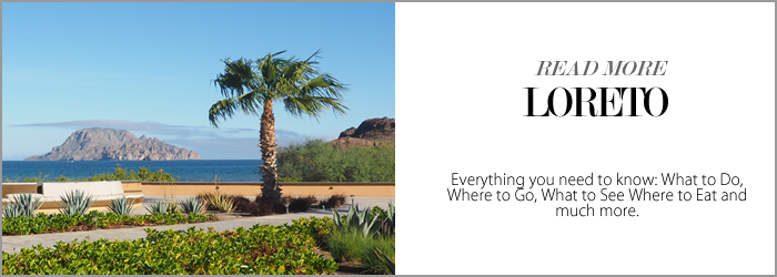 City Style and Living Blog Villa Del Palmar at the islands of loreto