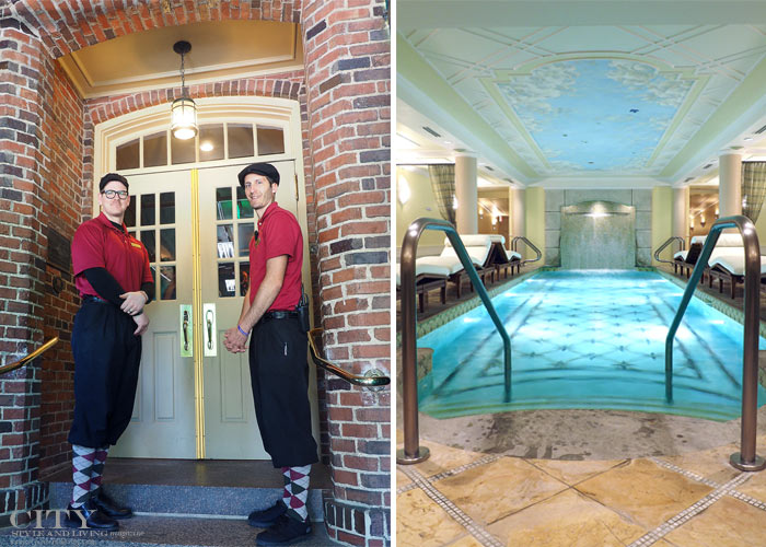 City Style and Living Magazine Sheboygan County Wisconsin The American club kohler waters spa