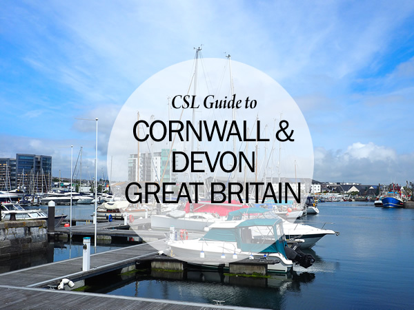 Destination Guide Cornwall Devon