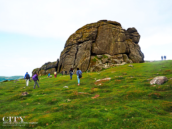 letterboxing in Dartmoor National Park