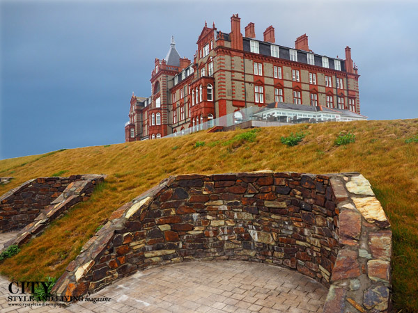 The Headland Hotel & Spa in Newquay