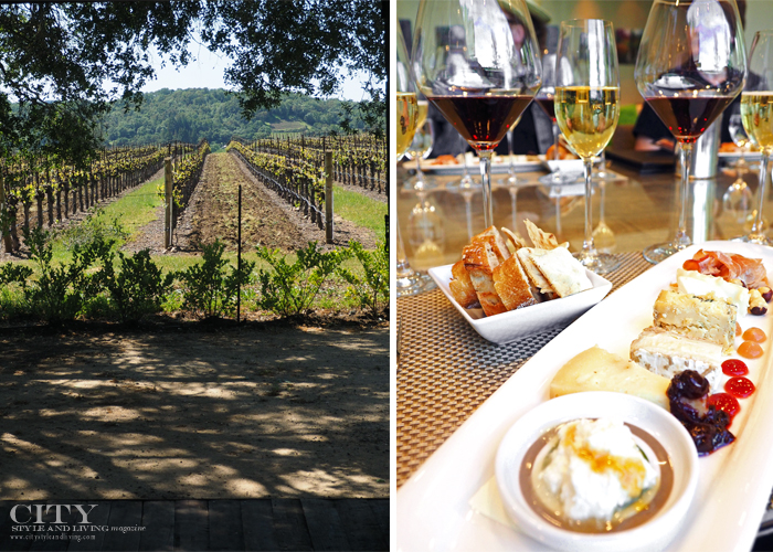 Healdsburg Soda Rock Winery J VineyardsCity Style and Living Magazine
