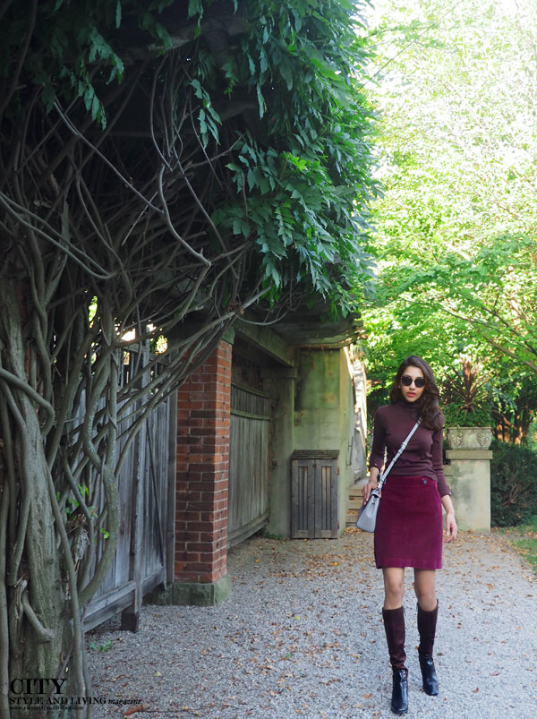 Langdon Hall fashion blogger style langdon hall fall 2015