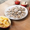 city style and living magazineMignonette oysters