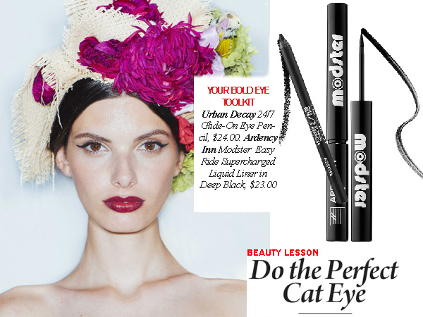 city style and living magazine Perfect Cat Eye dolce gabbana