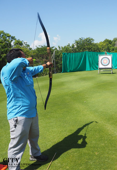 Archery Banyan tree mayakoba city style and living magazine