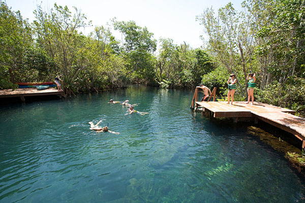 City Style and Living Magazine Hacienda Tres Rios Cenote