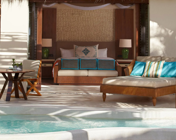 city style and living magazine the viceroy riviera maya villa