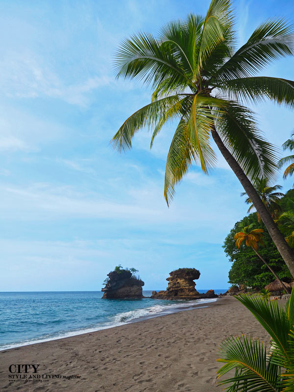 Anse Mamin Beach at Anse Chastanet St Lucia