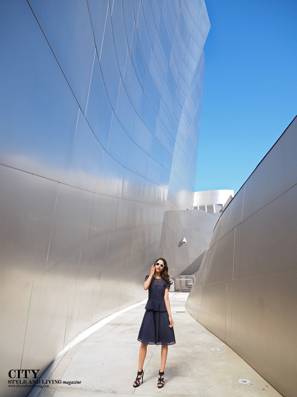 City Style and Living at Disney Concert Hall