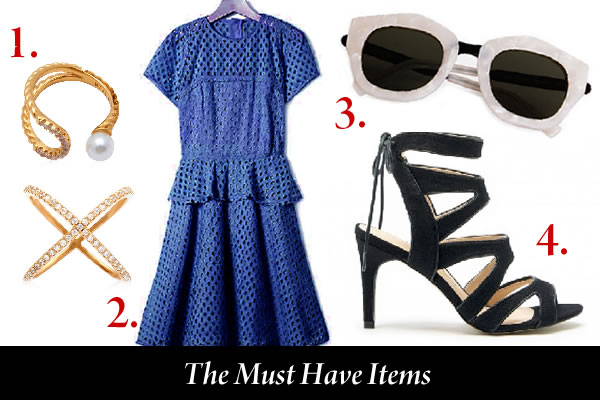 city style and living magazine fashion spring must have items