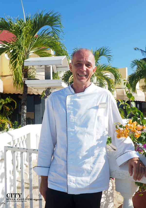 Royal St Lucia by Rex Resorts Chef Eike Lauff