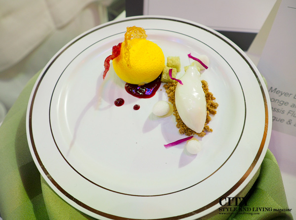 2016 Pastry Chef Showcase SAIT dessert