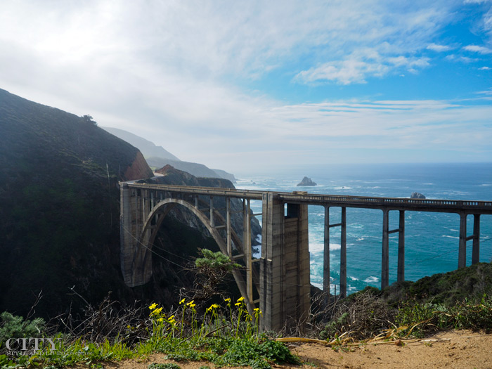 City Style and Living Magazine Big Sur Bixby Bridge