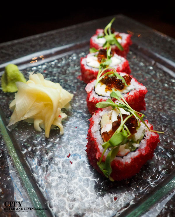 City Style and Living Casa Del Mar Sushi