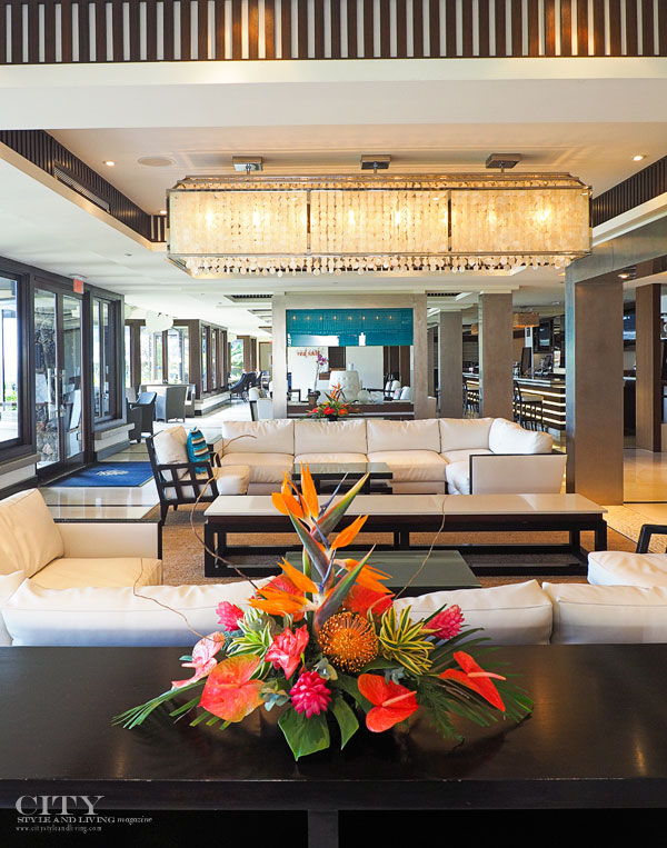 Koa Kea Resort lobby city style and living magazine