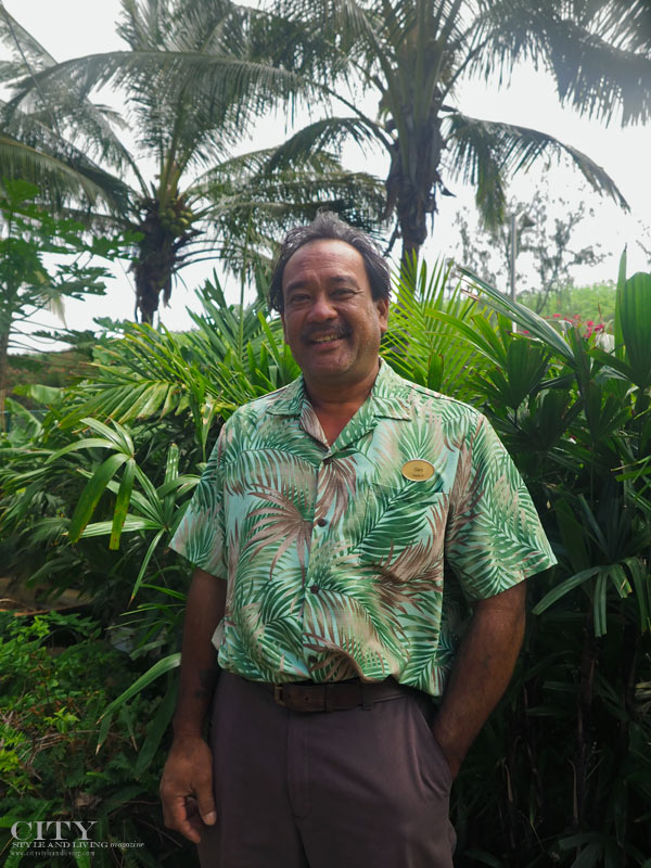 City Style and Living Magazine Gary Lopez Grand Hyatt Kauai