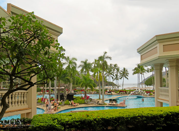 City Style and Living Magazine Kauai Marriott Pool